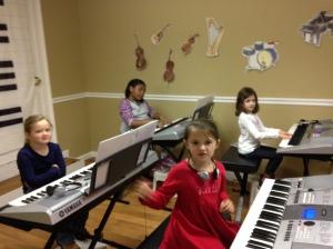 Group/Ensemble Lesson